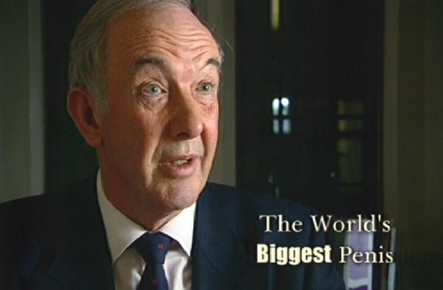 biggest penisses in the world